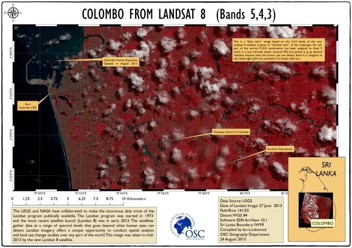 Colombo Landsat#1
