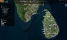 REDD+ National Monitoring System for Sri Lanka.