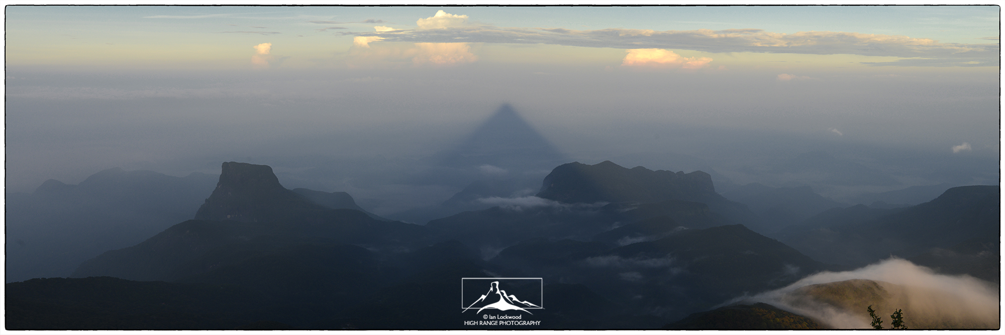 Image result for AGASTHYA MOUNTAIN  CONICAL SHAPE FROM A DISTANCE