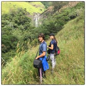 Day II: Approaching Lanka Ella Falls