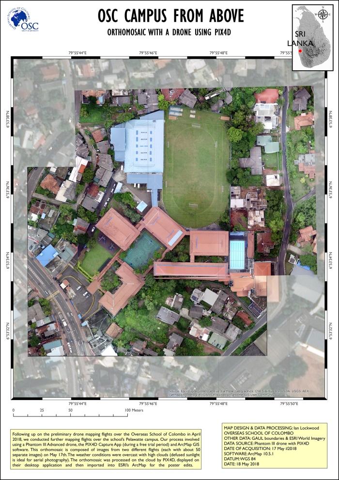 Drone Mapping & Modeling in Pelawatte 101 | Ian Lockwood